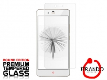 Brando Workshop Premium Tempered Glass Protector (Rounded Edition) (ZTE Nubia Z9 Max)