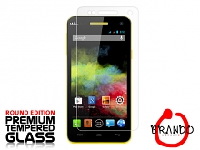 Brando Workshop Premium Tempered Glass Protector (Rounded Edition) (Wiko Rainbow)