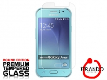 Brando Workshop Premium Tempered Glass Protector (Rounded Edition) (Samsung Galaxy J1 Ace)