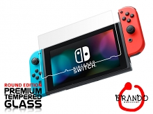 Brando Workshop Premium Tempered Glass Protector (Rounded Edition) (Nintendo Switch)