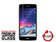 Brando Workshop Premium Tempered Glass Protector (Rounded Edition) (LG K8 (2017))