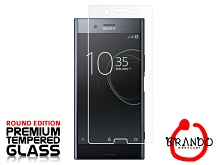 Brando Workshop Premium Tempered Glass Protector (Rounded Edition) (Sony Xperia XZ Premium)