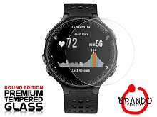 Brando Workshop Premium Tempered Glass Protector (Rounded Edition) (Garmin Forerunner 235)