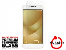 Brando Workshop Premium Tempered Glass Protector (Rounded Edition) (Asus Zenfone 4 Max ZC554KL)