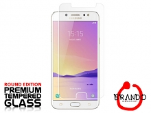 Brando Workshop Premium Tempered Glass Protector (Rounded Edition) (Samsung Galaxy C7 (2017))