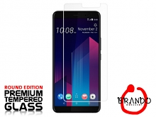 Brando Workshop Premium Tempered Glass Protector (Rounded Edition) (HTC U11+)