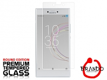 Brando Workshop Premium Tempered Glass Protector (Rounded Edition) (Sony Xperia R1 (Plus))