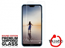 Brando Workshop Premium Tempered Glass Protector (Rounded Edition) (Huawei P20 Lite)