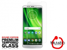 Brando Workshop Premium Tempered Glass Protector (Rounded Edition) (Motorola Moto G6 Play)