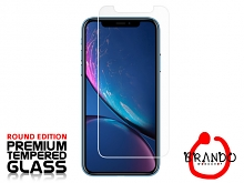 Brando Workshop Premium Tempered Glass Protector (Rounded Edition) (iPhone XR 6.1)