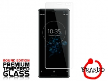 Brando Workshop Premium Tempered Glass Protector (Rounded Edition) (Sony Xperia XZ3)