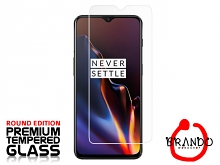 Brando Workshop Premium Tempered Glass Protector (Rounded Edition) (OnePlus 6T)