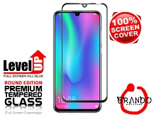 Brando Workshop Full Screen Coverage Glass Protector (Huawei Honor 10 Lite) - Black