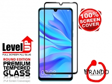 Brando Workshop Full Screen Coverage Glass Protector (Huawei nova 4e) - Black