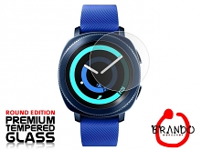 Brando Workshop Premium Tempered Glass Protector (Rounded Edition) (Samsung Gear Sport)
