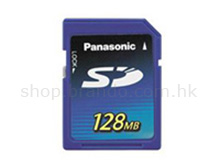 Panasonic SD Memory Card