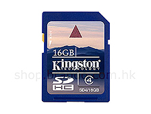 Kingston SDHC 2.0 (Class 4) Memory Card