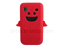 Samsung Galaxy S i9003 Angel Silicone Case