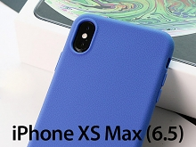 iPhone XS Max (6.5) Seepoo Silicone Case