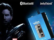 infoThink Guardian of the Galaxy Vol. 2 - Star-Lord Bluetooth Speaker