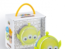 Disney Tsum Tsum Bluetooth Speaker - Alien