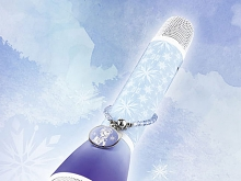 infoThink Frozen II Series Bluetooth Wireless Microphone