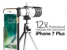 Professional iPhone 7 Plus 12x Zoom Telescope with Tripod Stand