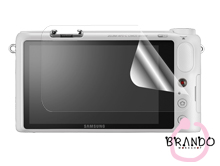 Brando Workshop Ultra-Clear Screen Protector (Samsung Smart Camera NX2000)