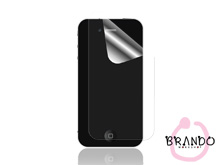 Brando Workshop Ultra-Clear Screen Protector (HTC Flyer P510e)