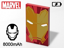 Tribe Iron Man 8000mAh Power Bank