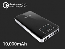 Maxtron CP130X+ Quick Charge Power Bank (10000mAh)