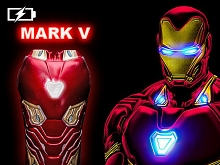 MARVEL Iron Man Mark L (50) Power Bank 5000mAh (Limited Edition)