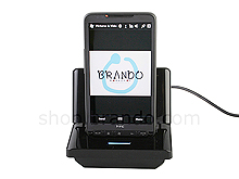 Deluxe Desktop 2nd Battery Cradle for HTC HD2