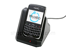 BlackBerry Bold 9700 2nd Battery USB Cradle