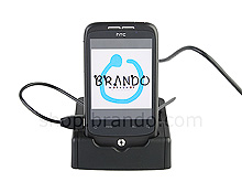 HTC Wildfire 2nd Battery USB Cradle