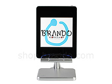 iPad Changer Cradle with Tablet Stand