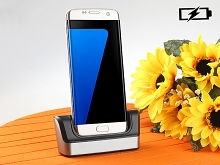 OEM Samsung Galaxy S7 edge Cover-Mate USB Cradle