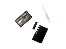 Rechargeable Li-ion Battery Kit for Nintendo DS