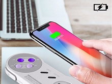 Super Nintendo GamePad QI Wireless Charger
