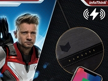 infothink AVENGERS - ENDGAME Series Wireless Charging Pad (Hawkeye)