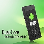 Dual-Core Android 4.0 Thumb PC