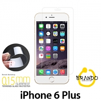 Brando Workshop 0.15mm Premium Tempered Glass Protector (iPhone 6 Plus)