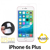 Brando Workshop 0.15mm Premium Tempered Glass Protector (iPhone 6s Plus)