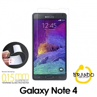 Brando Workshop 0.15mm Premium Tempered Glass Protector (Samsung Galaxy Note 4)