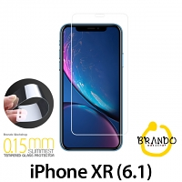 Brando Workshop 0.15mm Premium Tempered Glass Protector (iPhone XR (6.1))