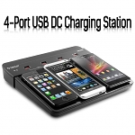 ORICO 4-Port USB DC Charging Station