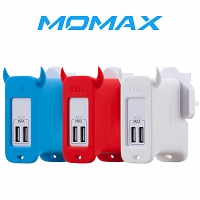 Momax U.Bull 2-Port USB Charger
