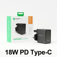 AMAZINGthing 18W PD Type-C Supreme Travel Charger