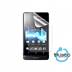 Brando Workshop Anti-Glare Screen Protector (Sony Xperia go)