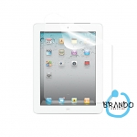 Brando Workshop Anti-Glare Screen Protector (The New iPad with Retina Display)